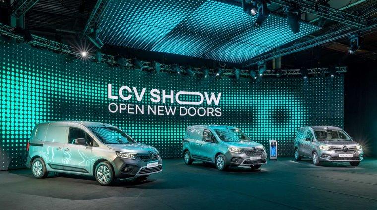 Электрофургон Renault Kangoo нового поклонения получил улучшенные характеристики