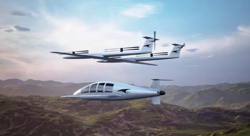 Радикально новые электросамолеты VTOL бывшие инженеры SpaceX создадут благодаря опыту ракетостроения