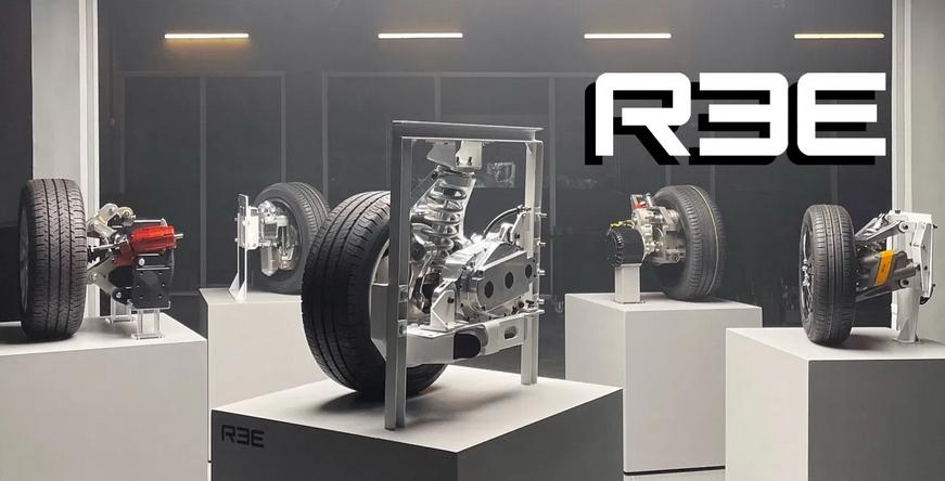 Новые колесные модули для электромобилей REE Automotive сделают их суперуниверсальными
