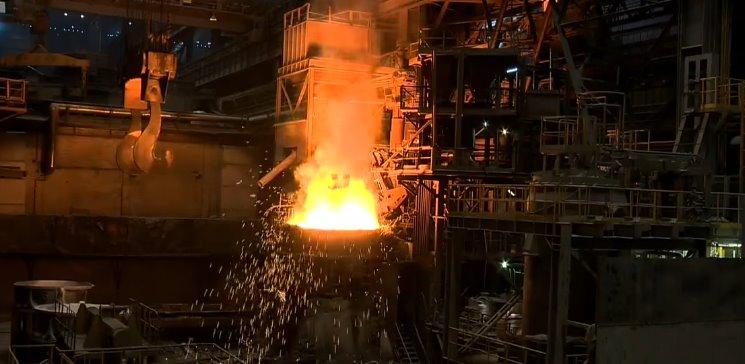 Немецкие сталелитейные заводы переходят на водородное топливо