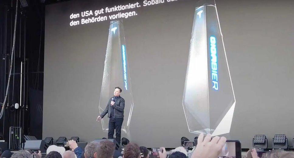 Tesla будет варить пиво  официально зарегистрированы торговые марки Giga Beer и Giga Bier