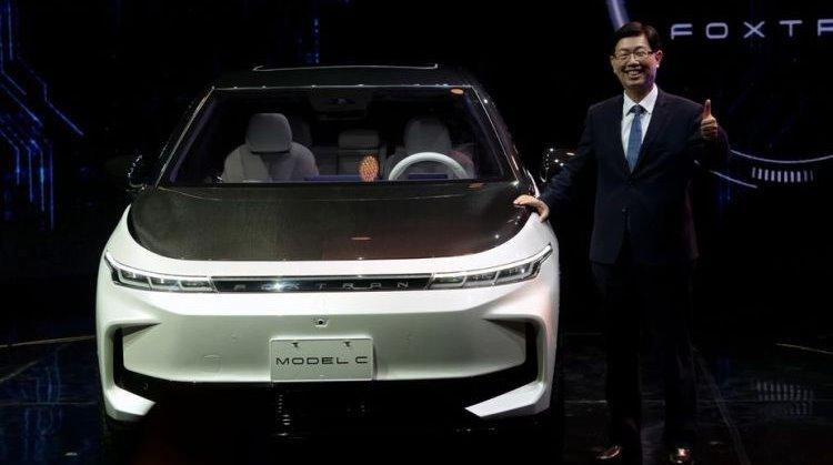 Foxconn показала 3 своих первых электромобиля  кроссовер Model C, седан Model E и автобус Model T