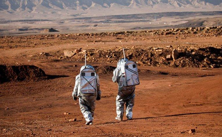 AMADEE-20 в Израиле запустили проект по имитации жизни на Марсе