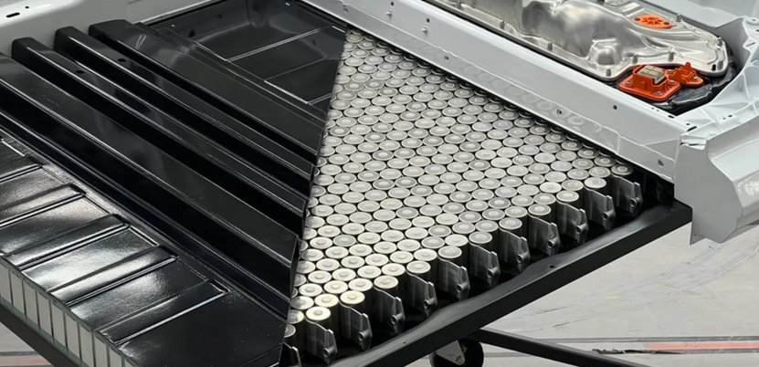 Представлена новая структурная батарея Tesla Model Y