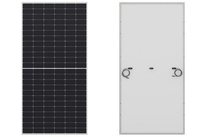 Новая солнечная батарея Sharp