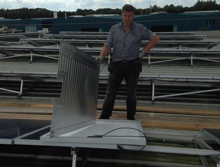 Как сделать из фотомодуля солнечный коллектор для теплового насоса знают в UseAllEnergy