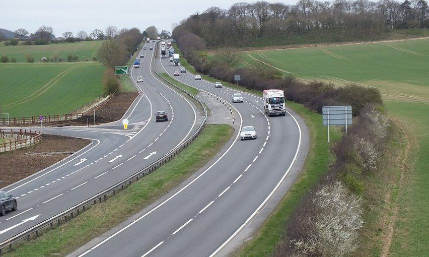 Графен в дорожном покрытии впервые применят в Великобритании - ЭкоТехника