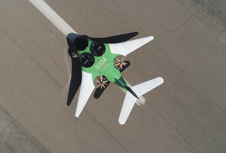 Samad Aerospace готовит пассажирские и грузовые электросамолеты вертикального взлета и посадки