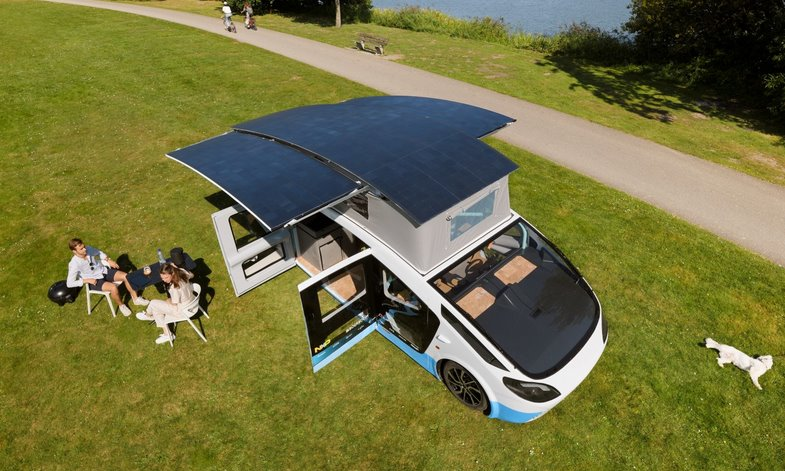 Солнечный дом на колесах от Solar Team Eindhoven отправляется путешествие на 3000 км