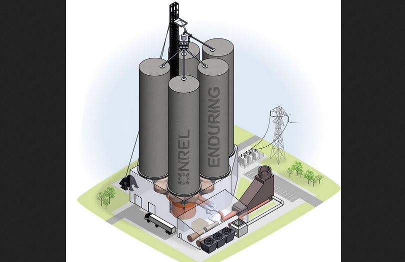 Дешево аккумулировать энергию из альтернативных источников поможет песок - ЭкоТехника