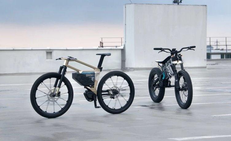 Электрический велосипед BMW с запасом хода 300 км и новый мотоцикл на IAA Mobility 2021