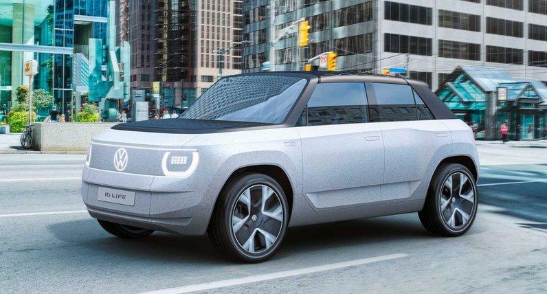 Volkswagen показал электромобиль за 20000 - ID. LIFE