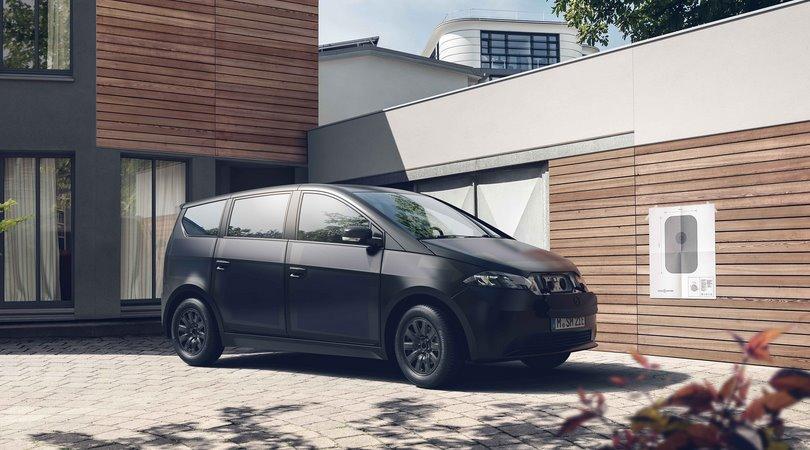 Двунаправленное зарядное устройство Sono Motors превратит электромобиль в домашний аккумулятор