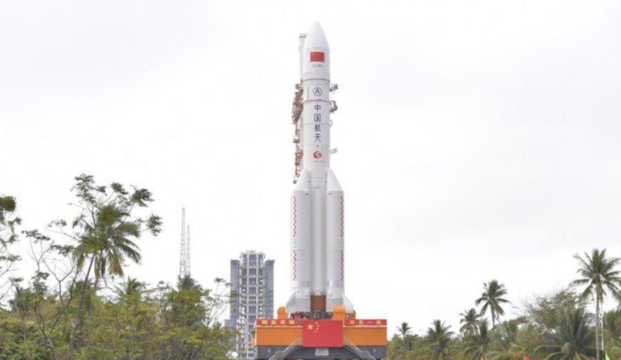 Китай планирует строить на орбите космические аппараты километровых масштабов