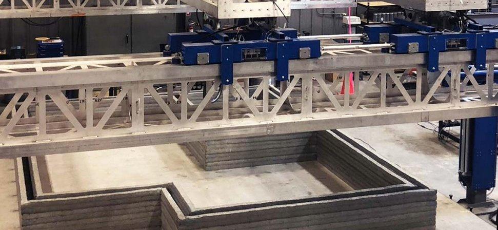 3D технология Diamond Age увеличит скорость строительства домов в девять раз - ЭкоТехника