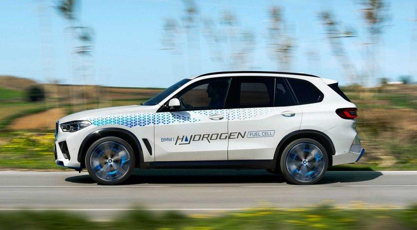 BMW выпустит водородный кроссовер iX5 Hydrogen