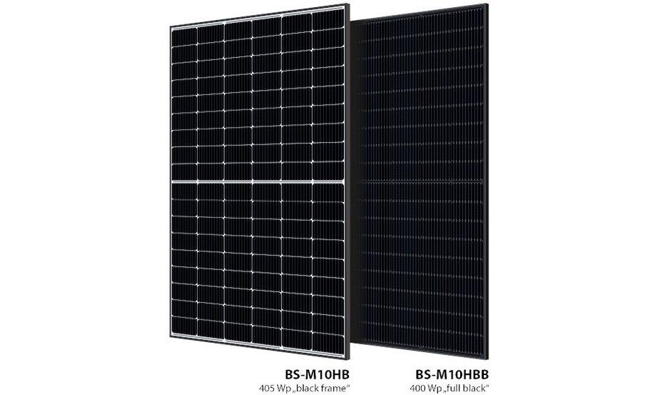 400-ваттные солнечные батареи Bauer Solartechnik получили КПД 21