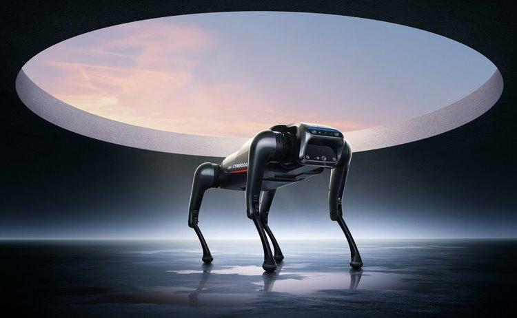 Xiaomi представила кибер-собаку за 1550