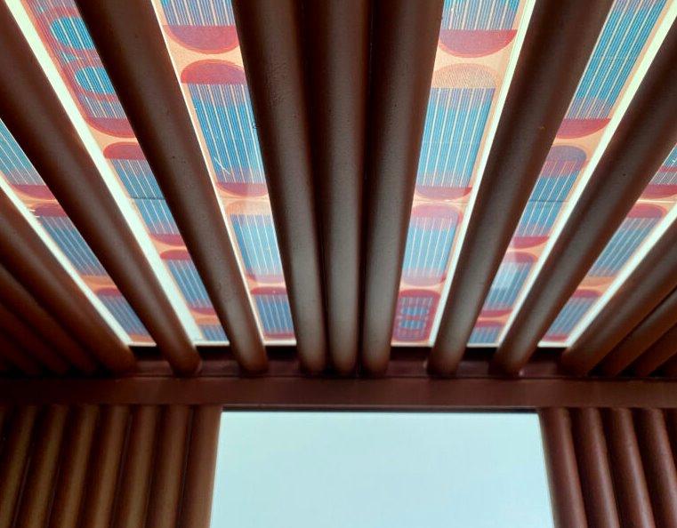 Солнечная крыша от Марьян ван Обель совмещает инновации с красотой