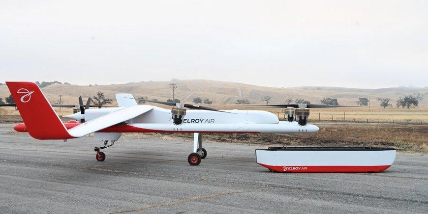 Elroy Air представил грузовой дрон с автоматической погрузкой