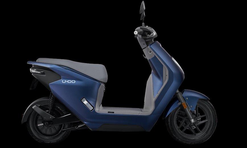 Honda выпустила доступный электроскутер U-GO