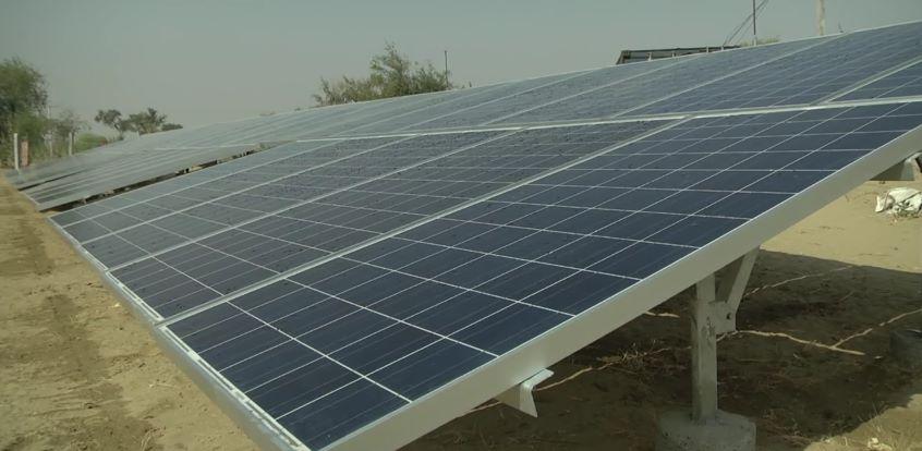 В Индии солнечные батареи возмещают энергетические затраты всего за 160 дней