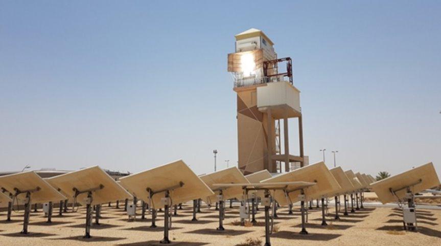 DESOLINATION объединит солнечные концентраторы с дистилляторами
