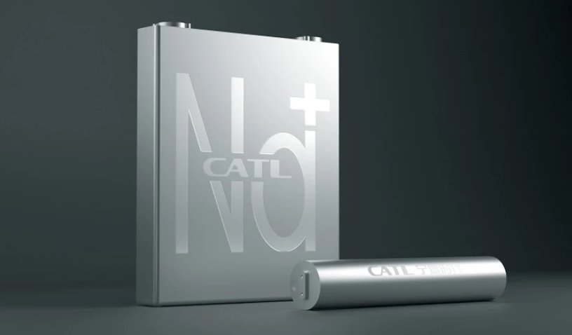 CATL выпустила натриевую батарею для электромобилей