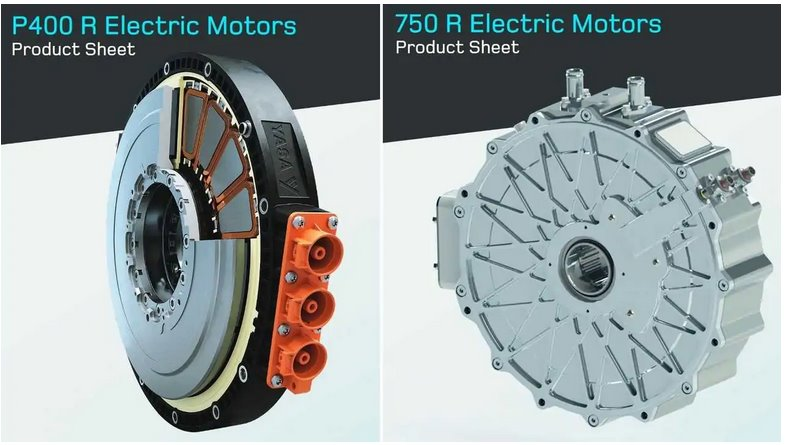 Mercedes купил производителя инновационных электромоторов YASA