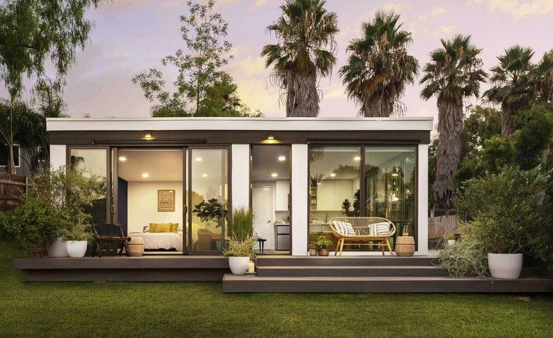 На создание дешевых 3D-печатных экодомов Mighty Buildings получила $22 млн - ЭкоТехника