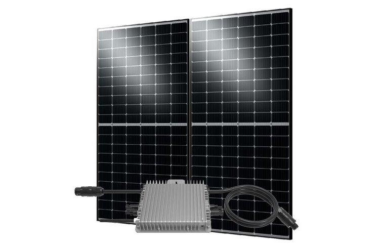 Микроинверторы для балконных солнечных станций