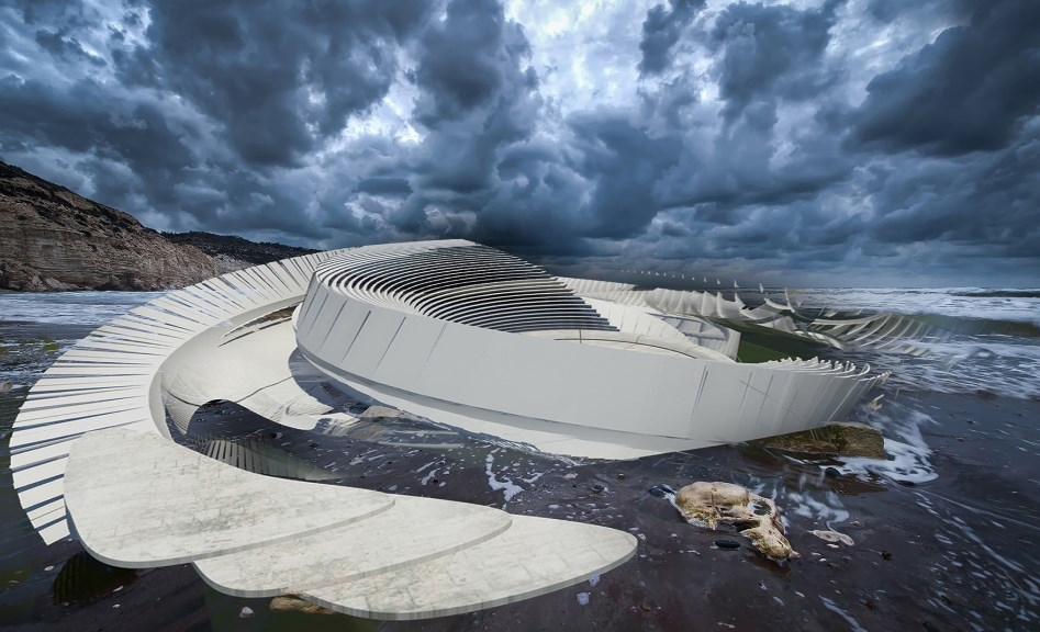 Hydroelectric-Tidal-House