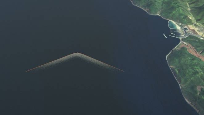 Крупнейший проект очистки мирового океана