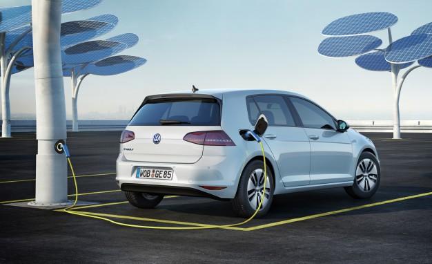 volkswagen электромобиль характеристики