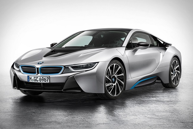 BMW Vision Efficient Dynamics, BMW i8