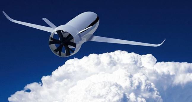 Электрический самолет, концепт