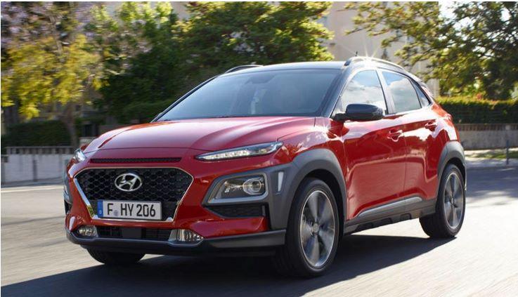 Кроссовер Hyundai Kona Electric получит запас хода 500 км