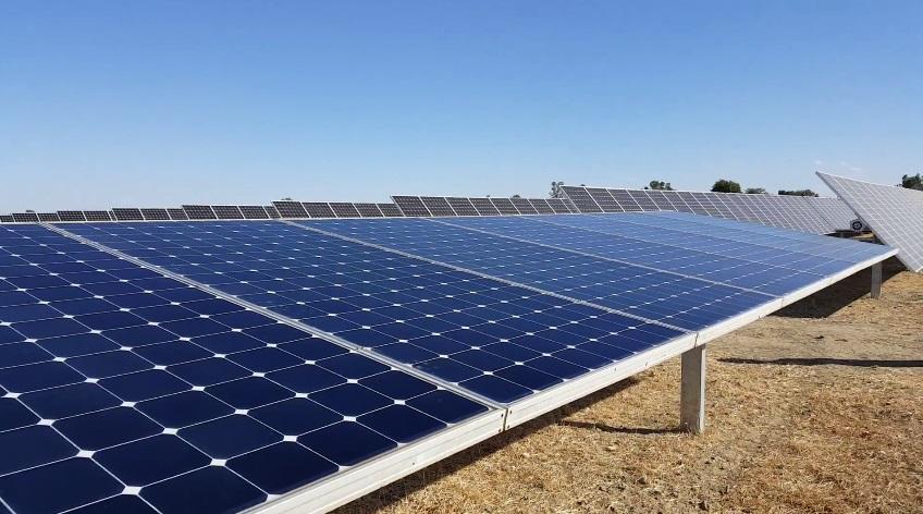 В Чернобыле началось строительство первой солнечной электростанции