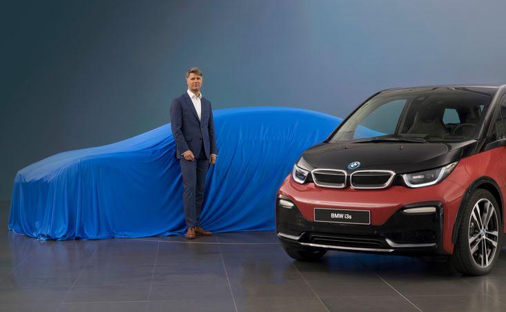 Новый электрокар BMW получит запас хода 700 км и займет модельную позицию между i3 и i8