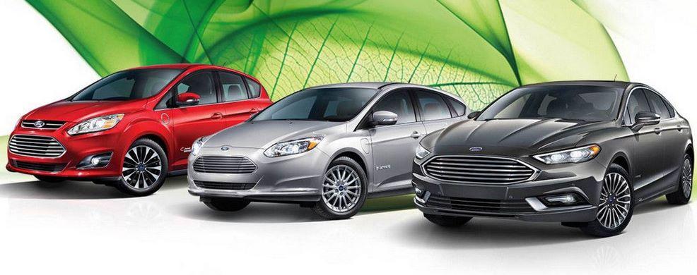 Ford превратит все свои модели в электромобили и гибриды