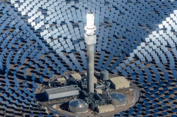 Крупнейшая в мире гелиотермальная электростанция будет построена в Австралии