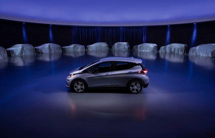 Смерть ДВС начинается: General Motors переходит на электромобили