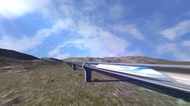 Китайцы построят свой Hyperloop
