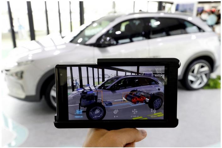 Hyundai ставит на электромобили: Kona и Genesis с запасом хода 500 км станут первыми