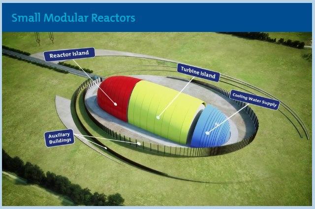 Rolls-Royce будет строить мини-АЭС с дешевой энергией в Великобритании