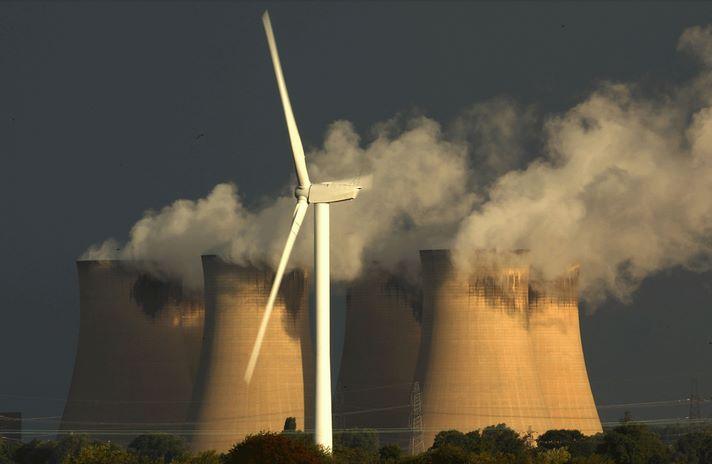 ВИЭ произвели треть всего электричества Великобритании