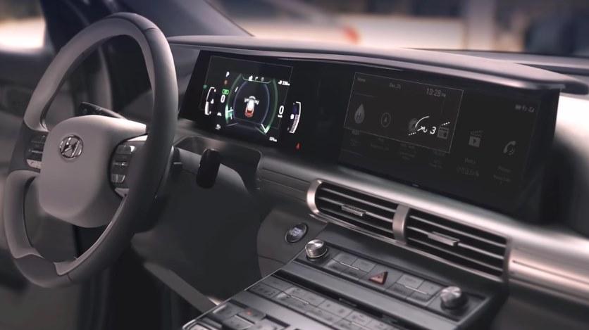 Кроссовер Hyundai Nexo: новое поколение водородных авто с уникальными характеристиками