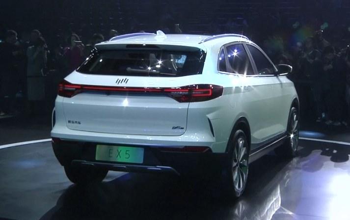 weltmeister  electric suv range km   world automobile china auto blog