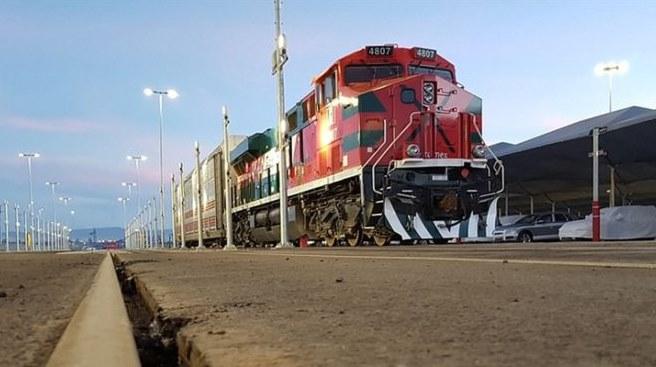 Автопилотируемый поезд без машиниста