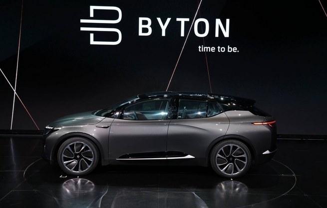 Самоуправляемый автомобиль 5G
